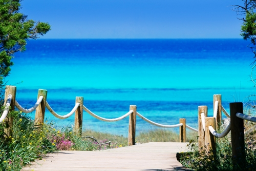 My dream: to get married in Formentera